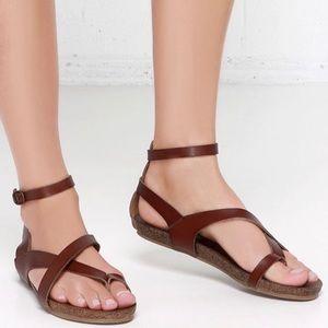 Blowfish sandals 10